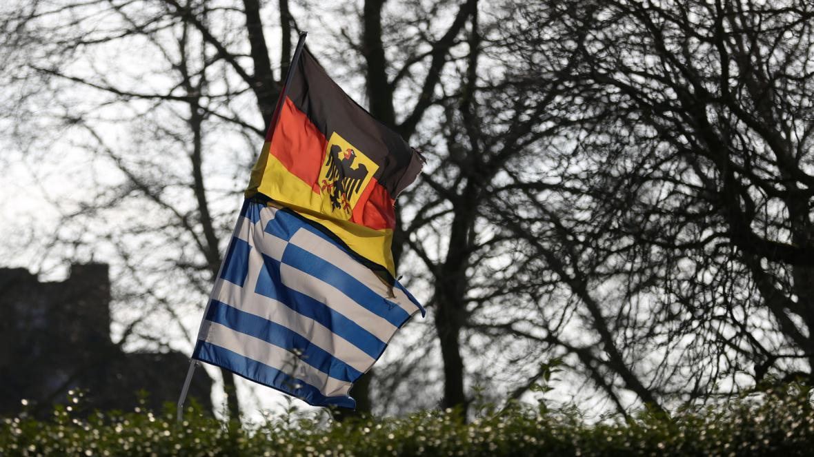 Řecko-německé vztahy