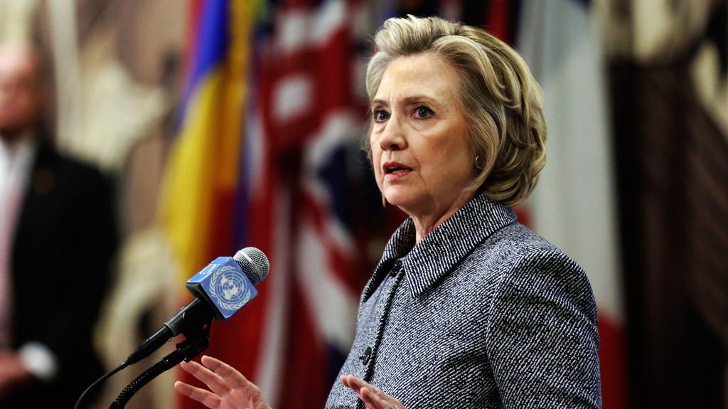 Hillary Clintonová má podle průzkumů zatím nejslibnější podporu