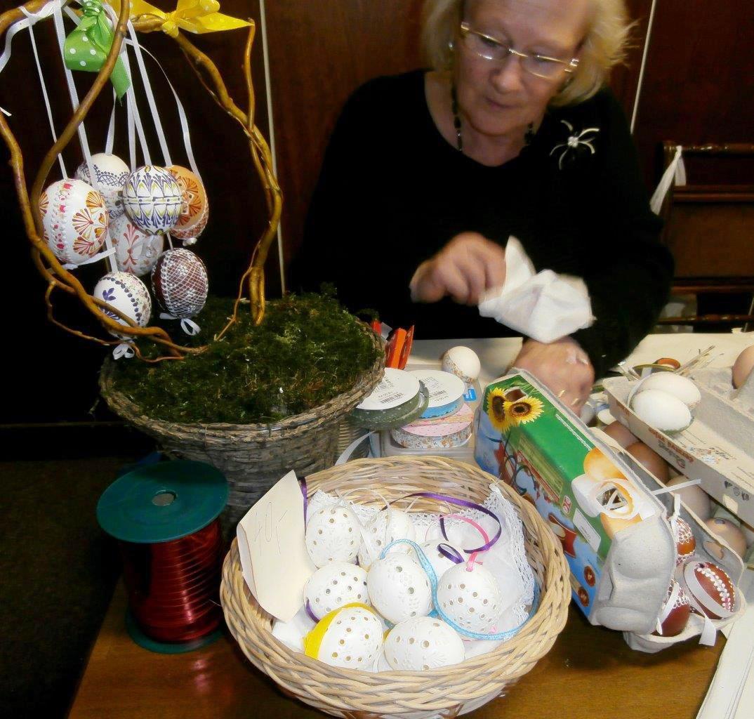 Velikonoce v Košticích