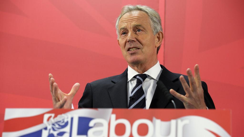 Labouristy podporuje ve volbách i úspěšný expředseda Tony Blair