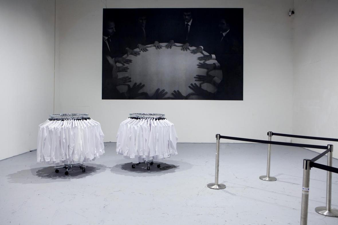 Barbora Kleinhamplová / Úvahy v kruhu
