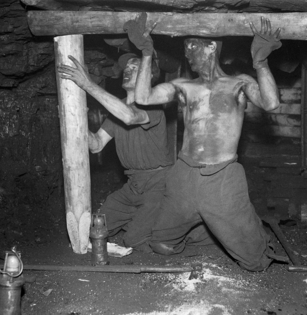 Důl Hlubina - 1951