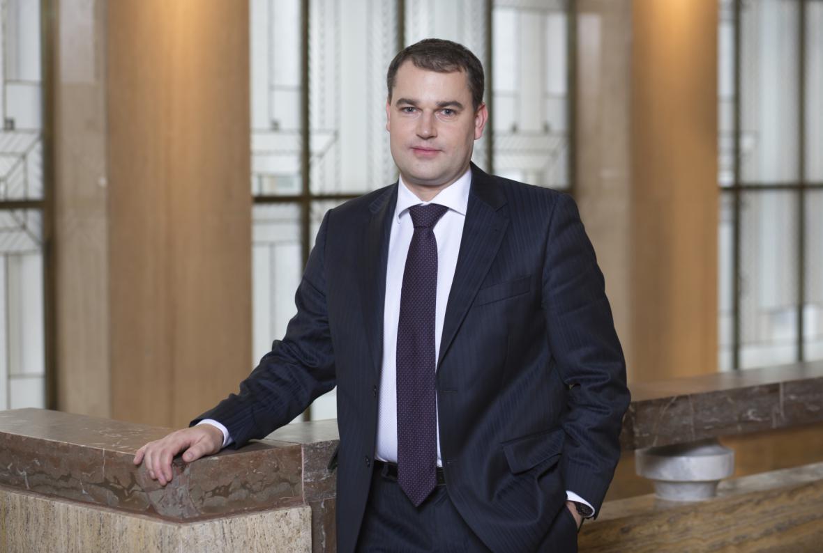 Viceguvernér ČNB Mojmír Hampl