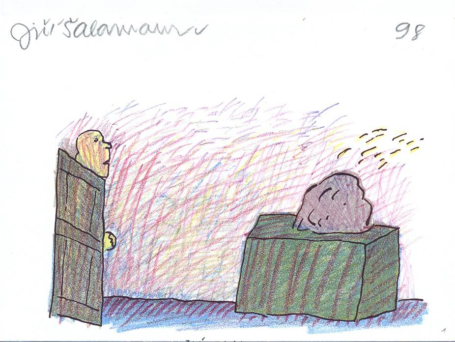 Jiří Šalamoun / Pozůstalí - rodiče, 1998