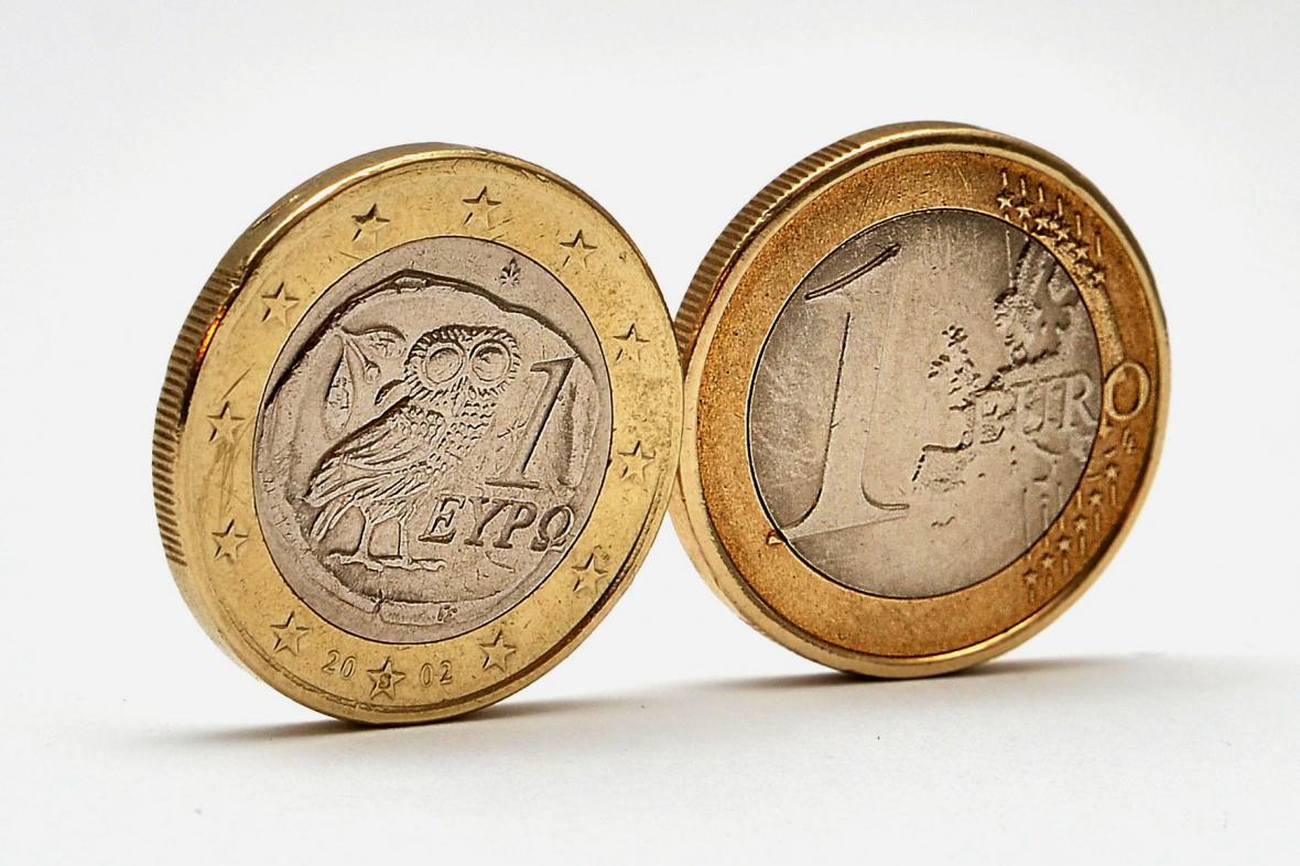 Řecké euro