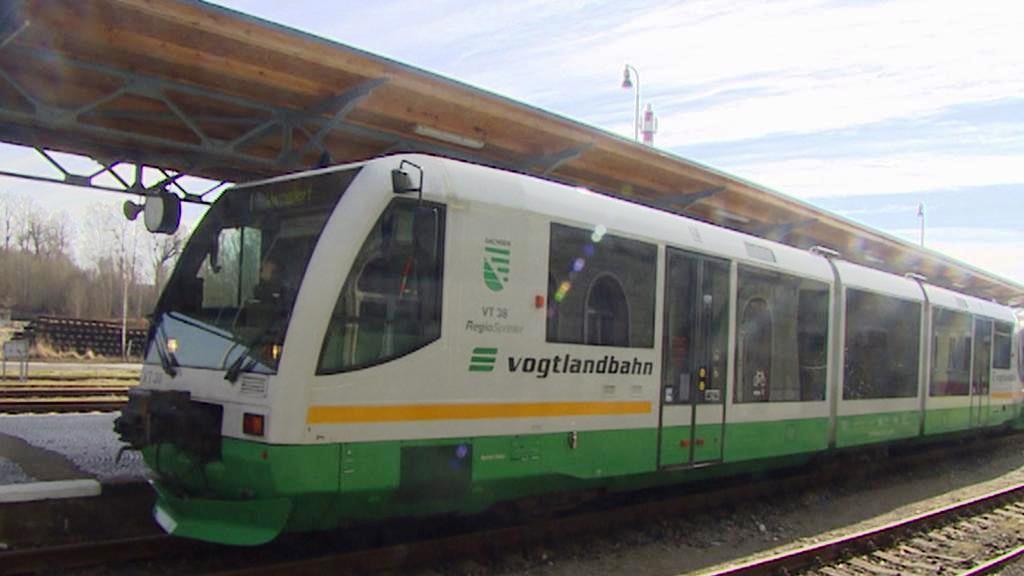 Německý dopravce Vogtlandbahn