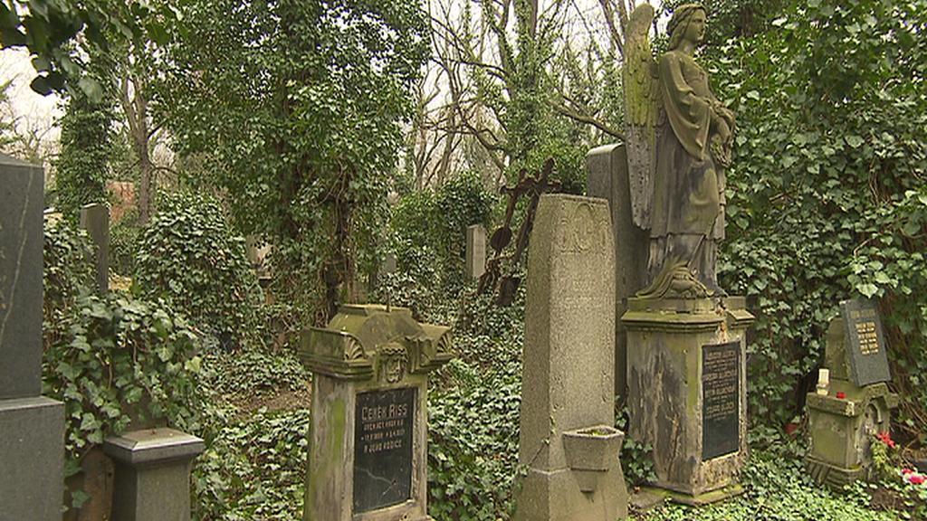 Olšanský hřbitov