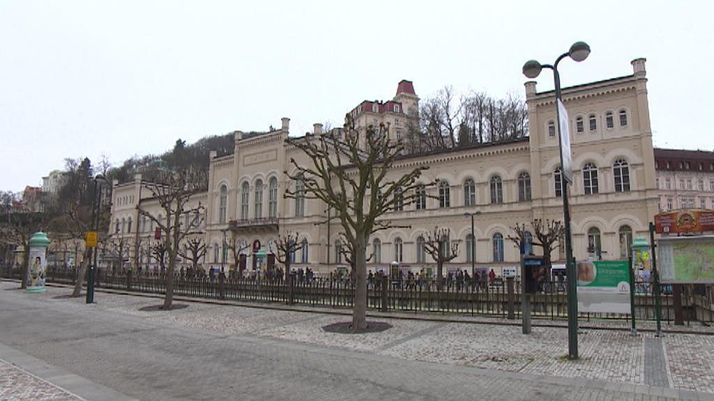 Lázně III v Karlových Varech