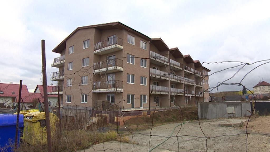Bytový dům v Jenišově