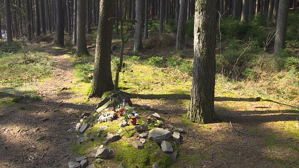 Symbolický hrob Anežky Hrůzové