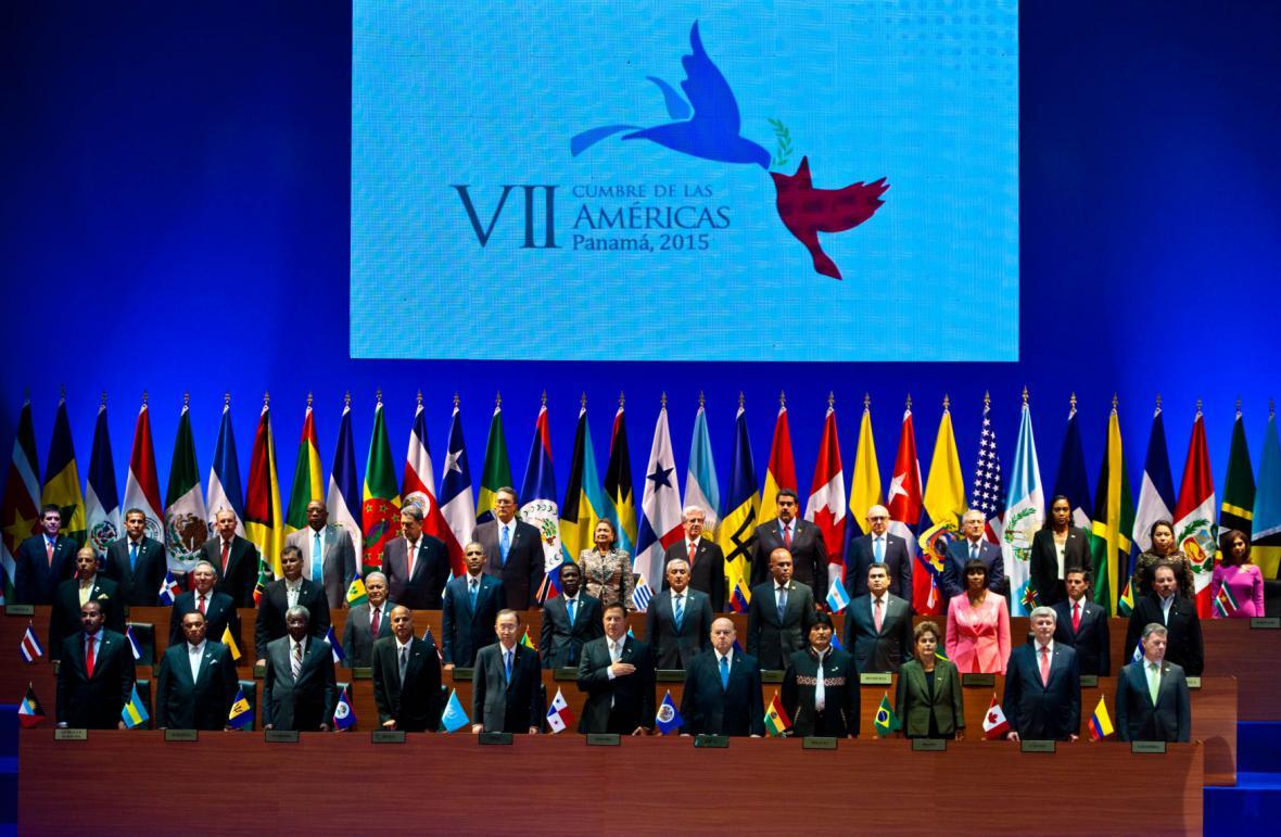 Americký summit v Panamě