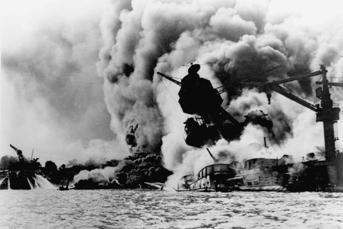 Útok na přístav Pearl Harbor