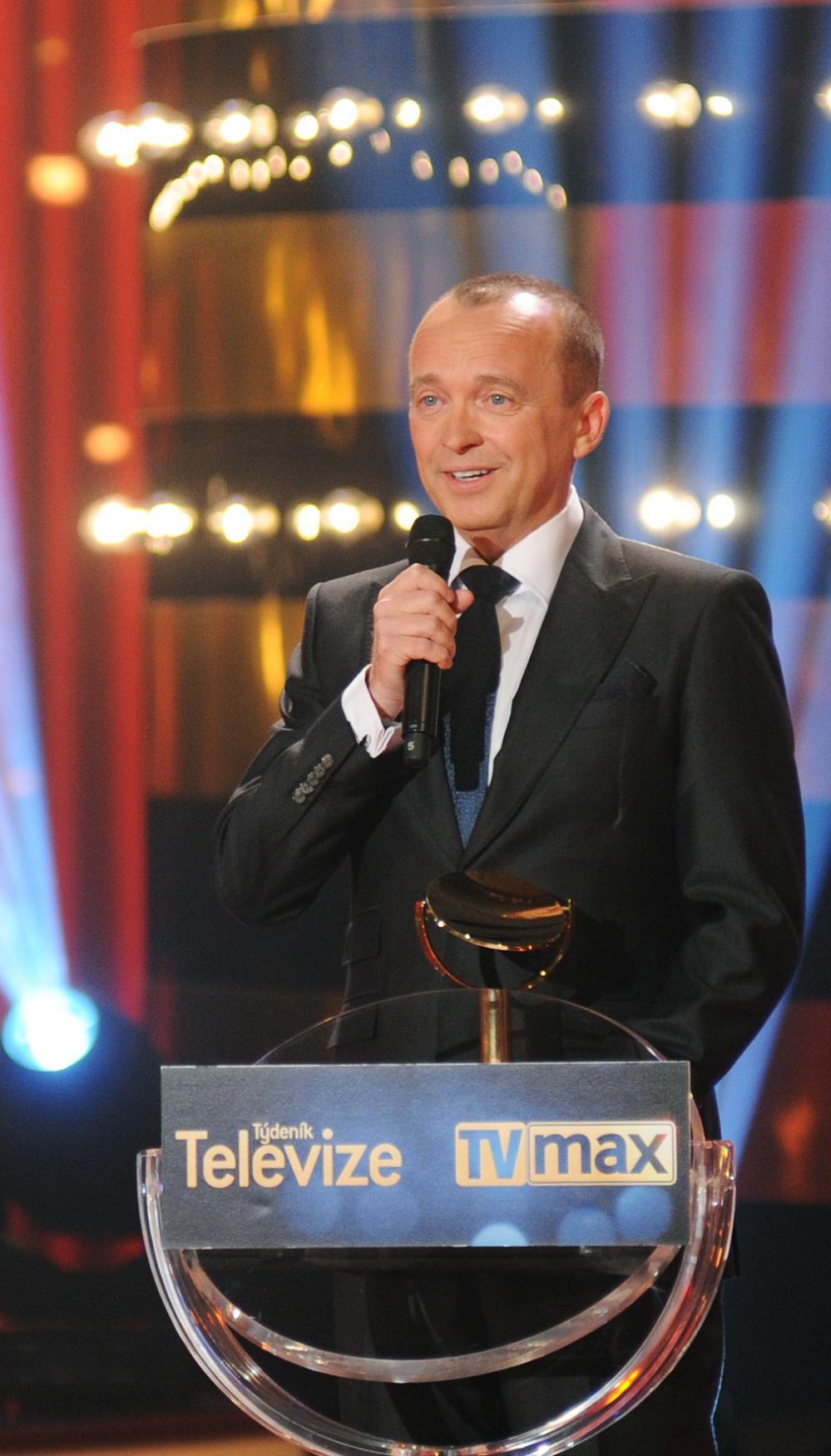 TýTý 2014: Karel Voříšek (osobnost televizního zpravodajství)