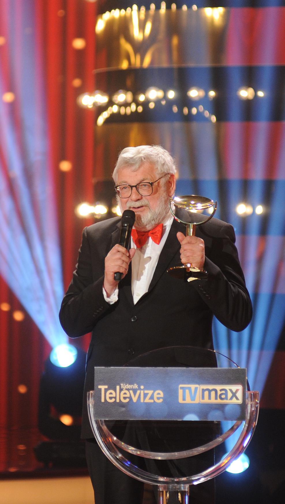 TýTý 2014: Josef Klíma (osobnost televizní publicistiky)