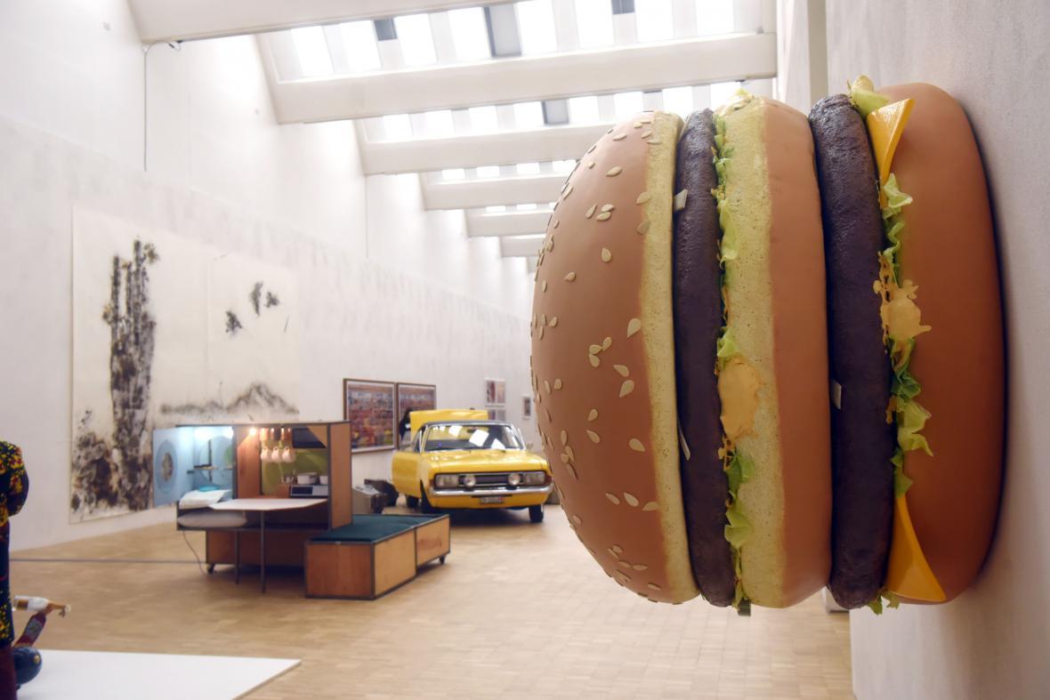 Z výstavy Umění & jídlo (Triannale Muzeum v Miláně)
