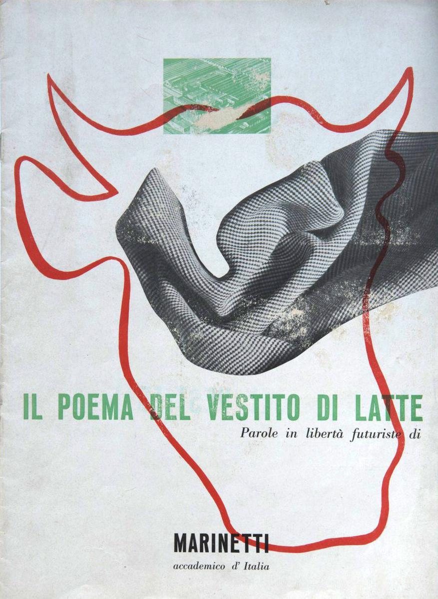 Plakát Filippa Tommase Marinetteho, 1937