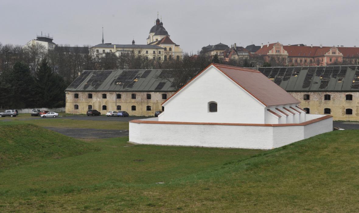 Korunní pevnůstka v Olomouci
