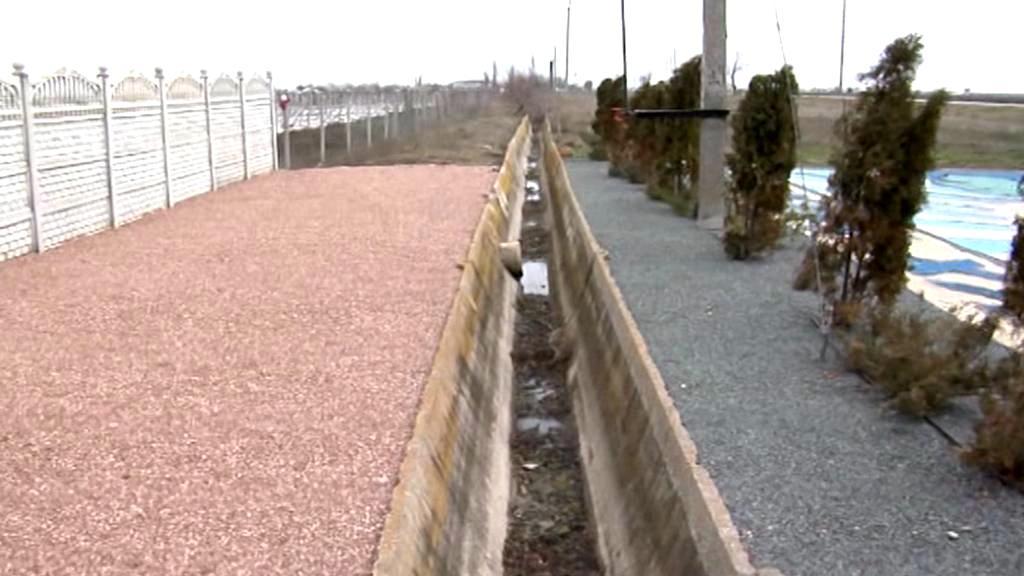 Krym se dlouhodobě potýká s nedostatkem vody