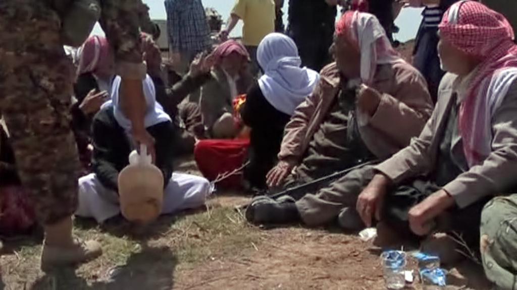 Islámský stát propustil na dvě stovky jezídů
