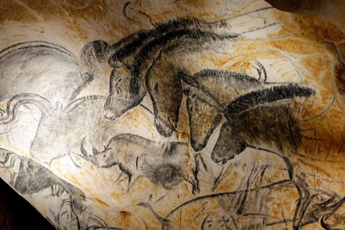 Vstupte Do Praveku Francie Otevrela Repliku Jeskyne Chauvet Ct24