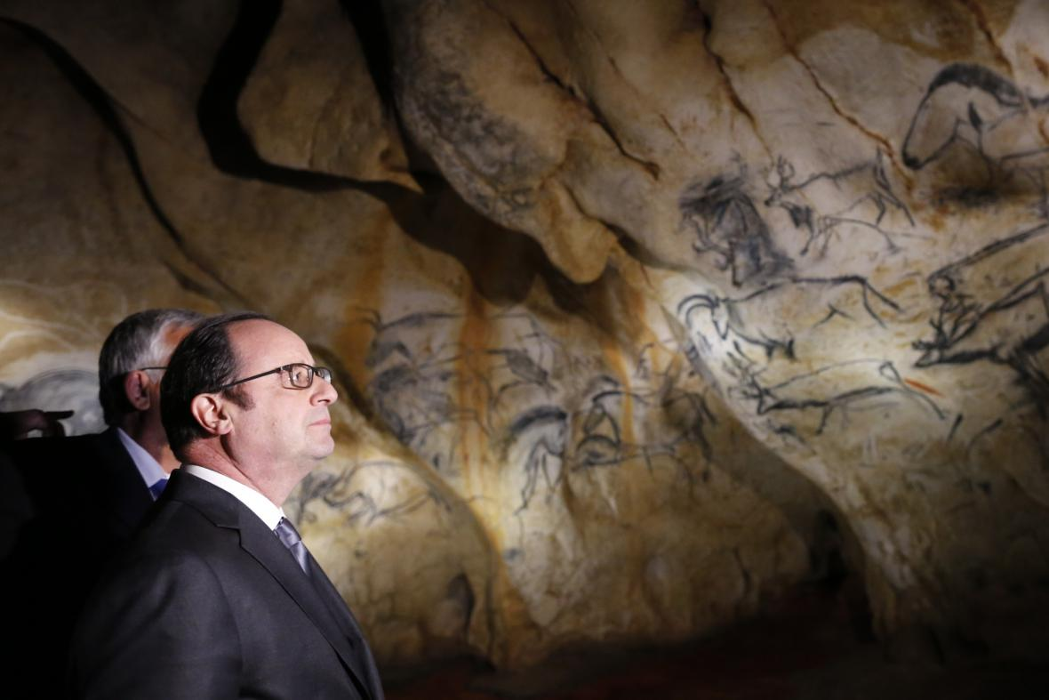 Chauvetova jeskyně