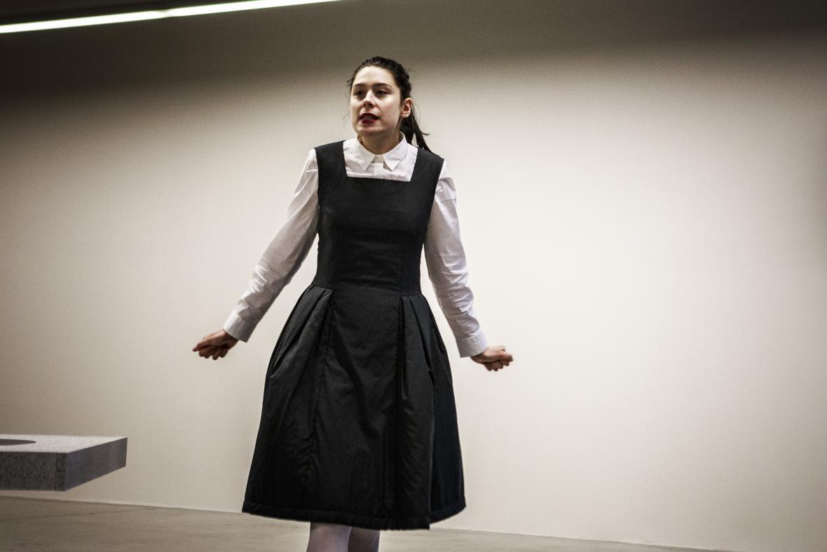 Vernisáž Výstava - performance Nory Turato