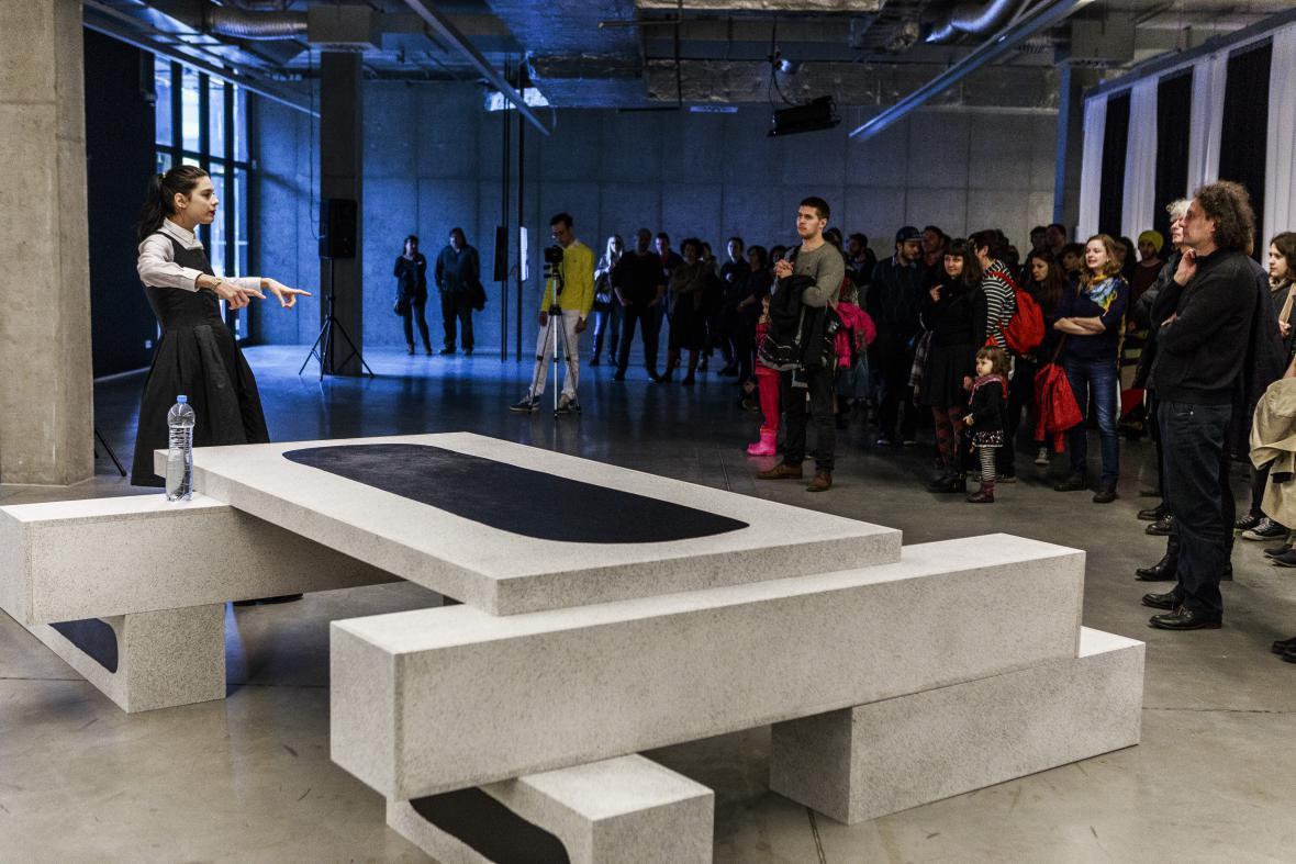 Výstava v galerii PLATO
