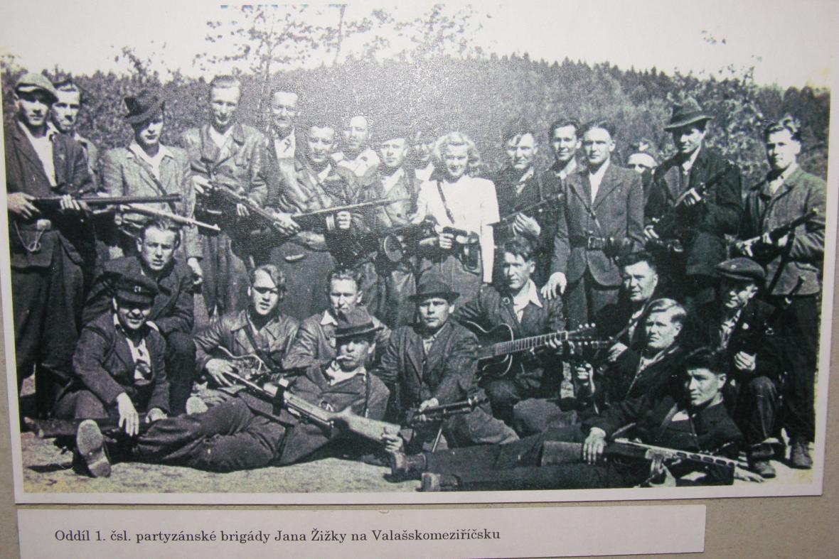 Partyzánská brigáda Jana Žižky