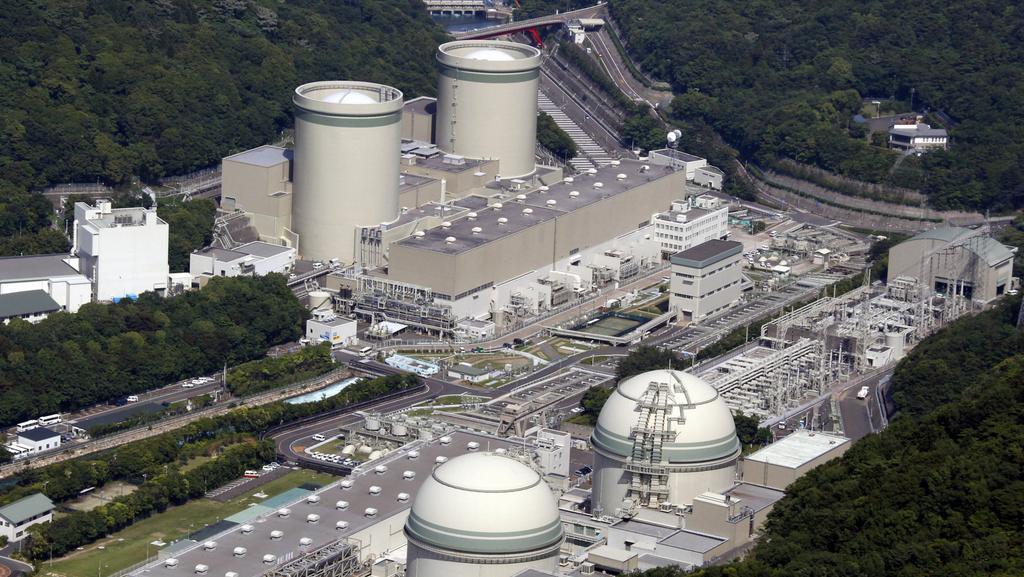 Jaderná elektrárna v Takahamě