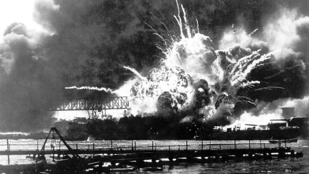 Útok na základnu Pearl Harbor