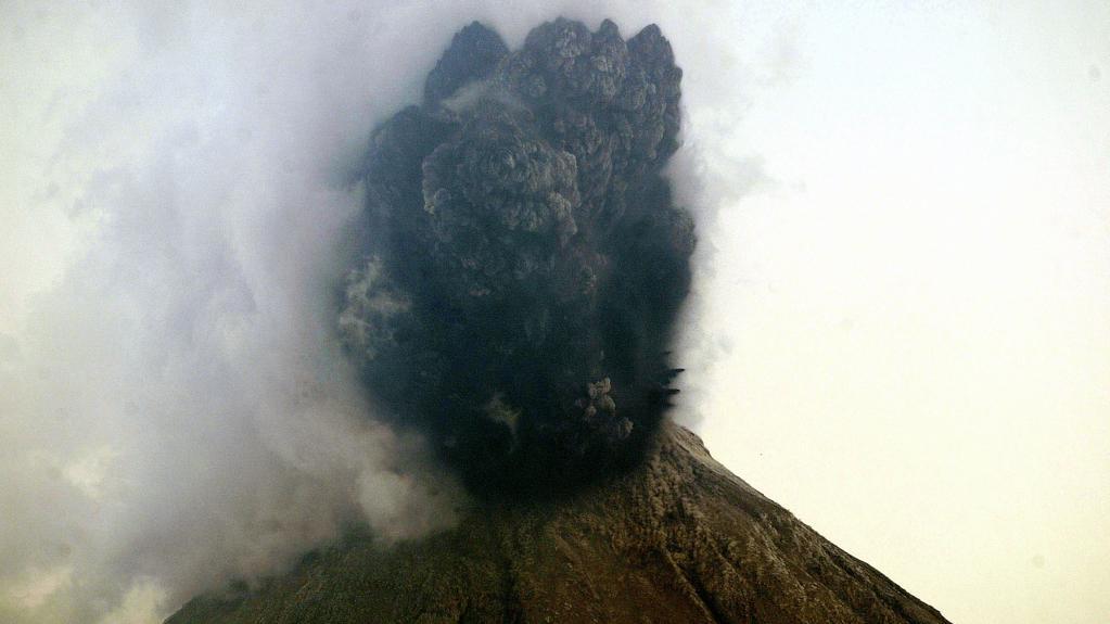 Sopka Colima