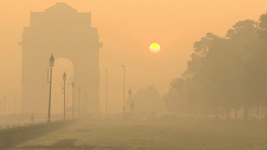 Nejšpinavějším městem na světě je indické Dillí