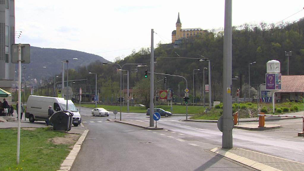 Centrum Ústí nad Labem dnes