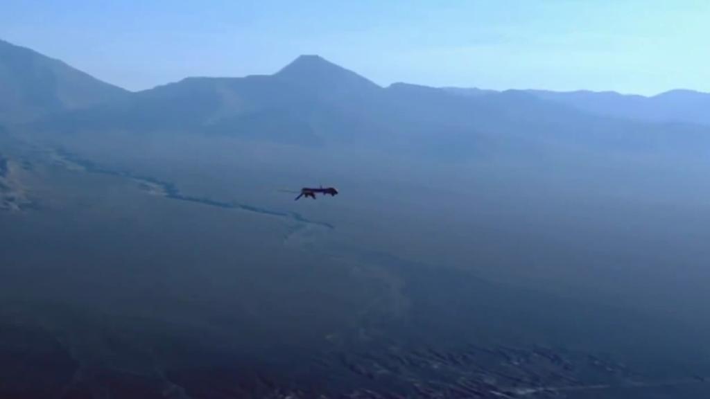 Americká armáda cvičí rej dronů