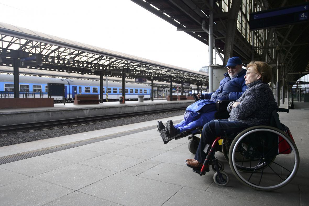 Zpráva OSN kritizuje péči o handicapované v ČR