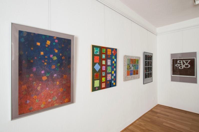 Výstava Jiřího Šindlera