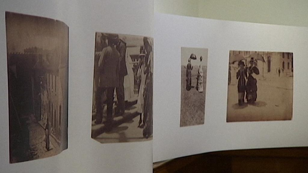 Snímky prvního paparazzi