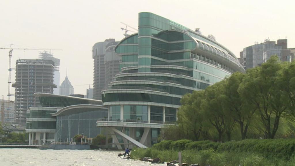 Luxusní hotel v Su-čou je nejnovějším dílem manželů Bendových