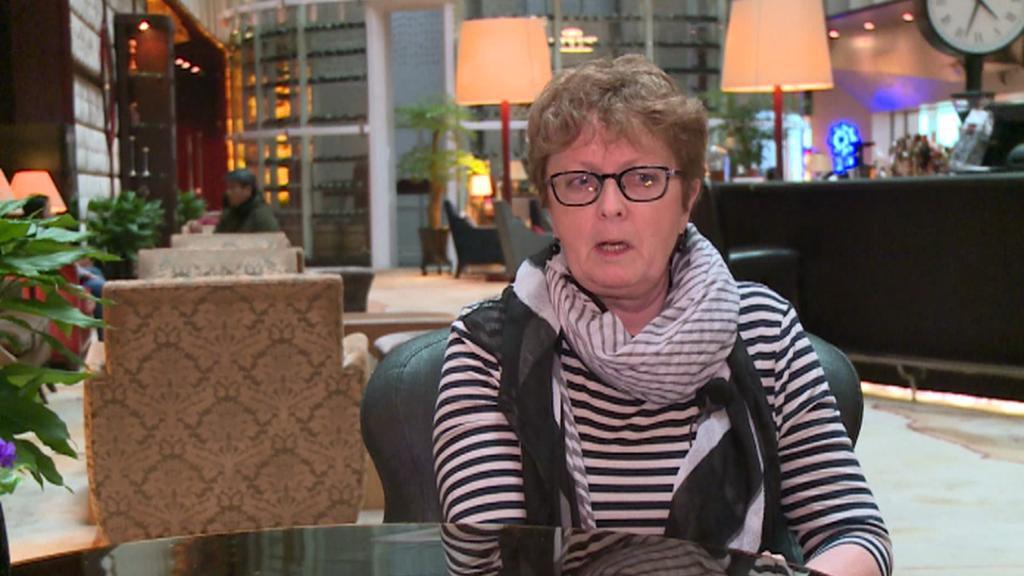 Ivana Bendová, česká architektka v Číně