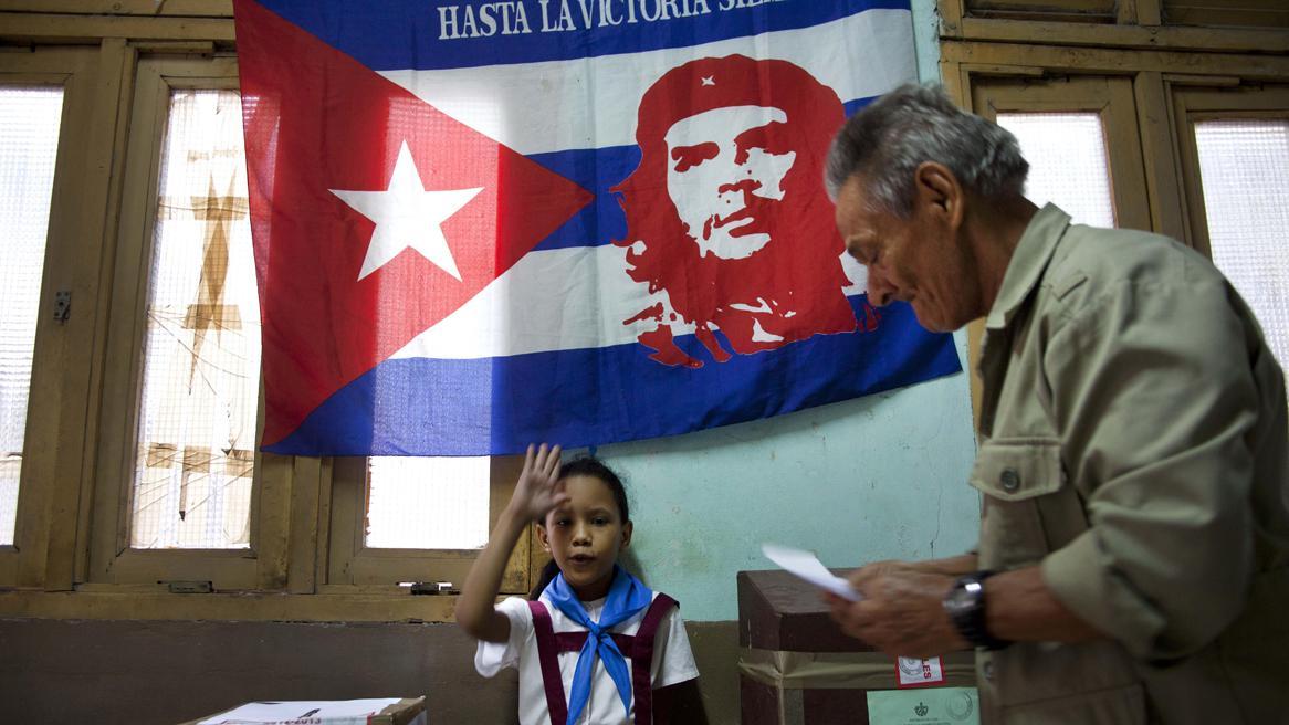 Volby na Kubě