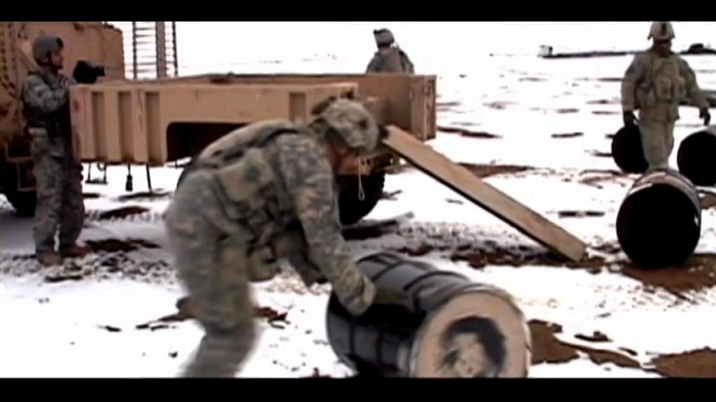 Výsledek obrázku pro foto armáda usa ropa