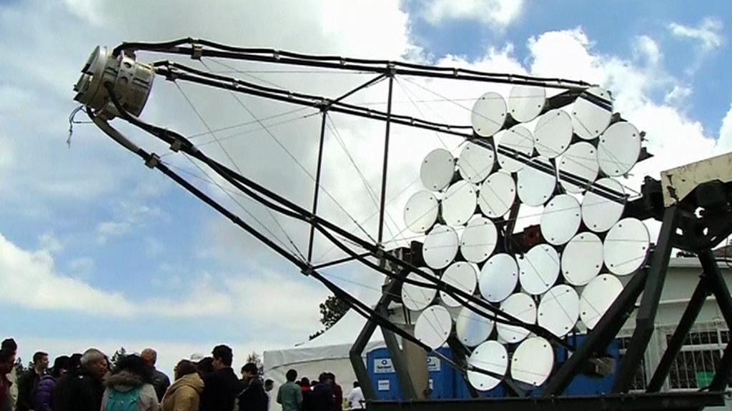 Mexický teleskop
