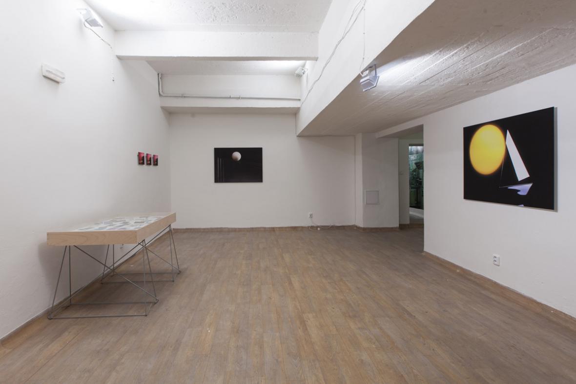 Galerie v prostorách starého protiatomového krytu