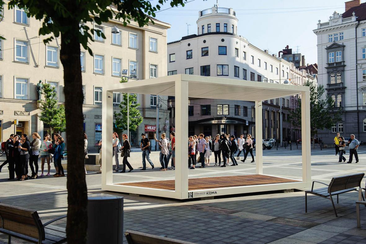 Příklady CITY modulů z jiných měst
