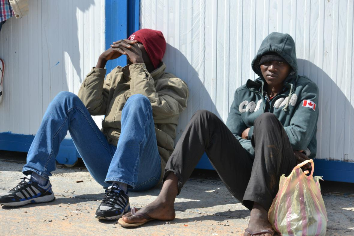 Itálie se potýká s ohromným přílivem imigrantů