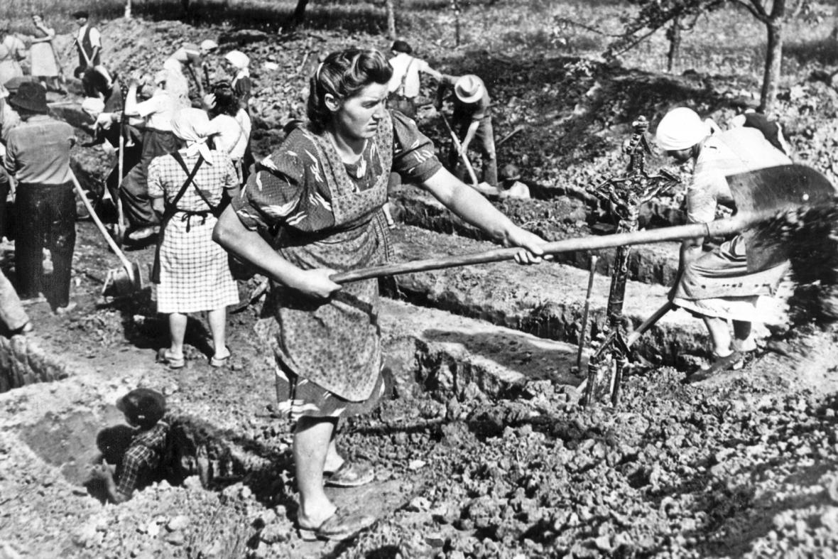 Koncentrační tábor Nemering