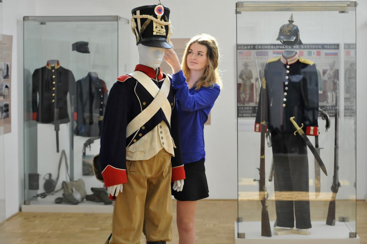 Výstava Dobývání Uherského Hradiště ve Slováckém muzeu