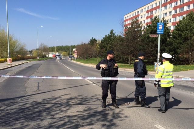 V Horních Měcholupech vybuchlo auto