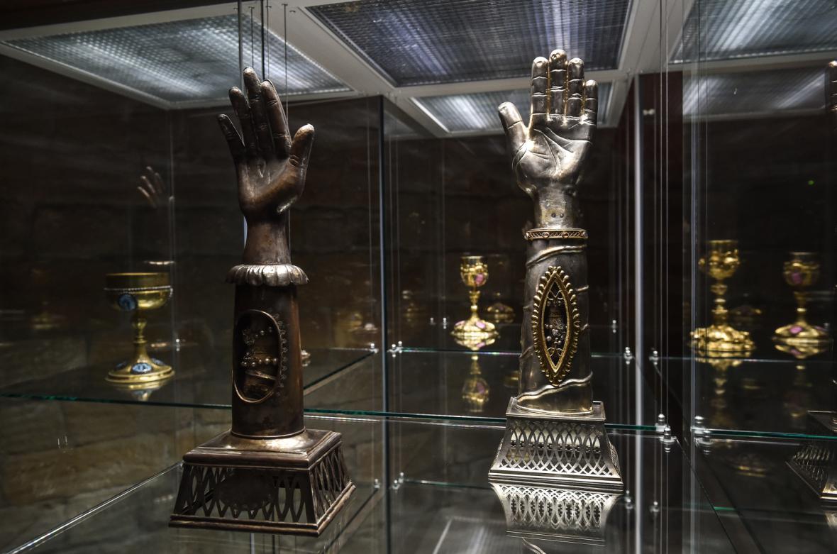 Výstava Poklad !!!