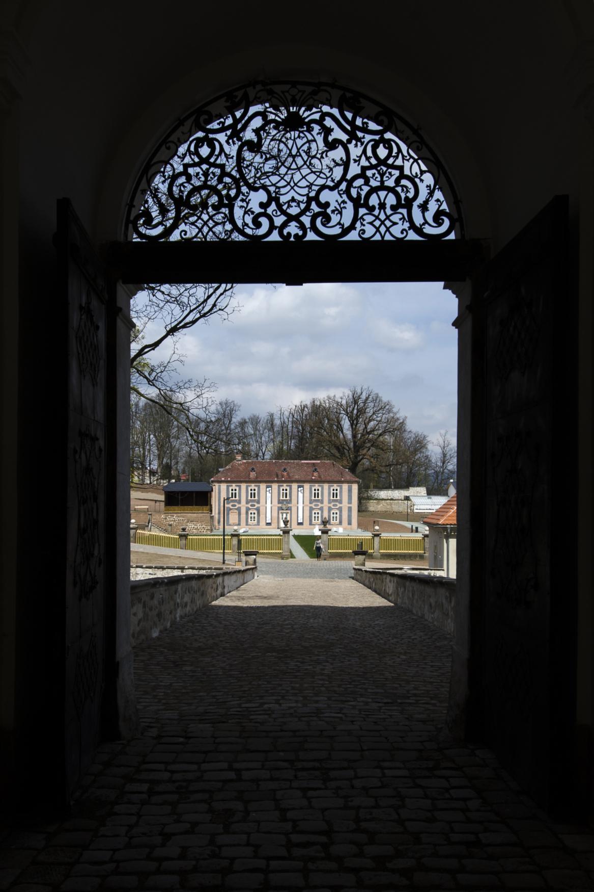 Z broumovského kláštera